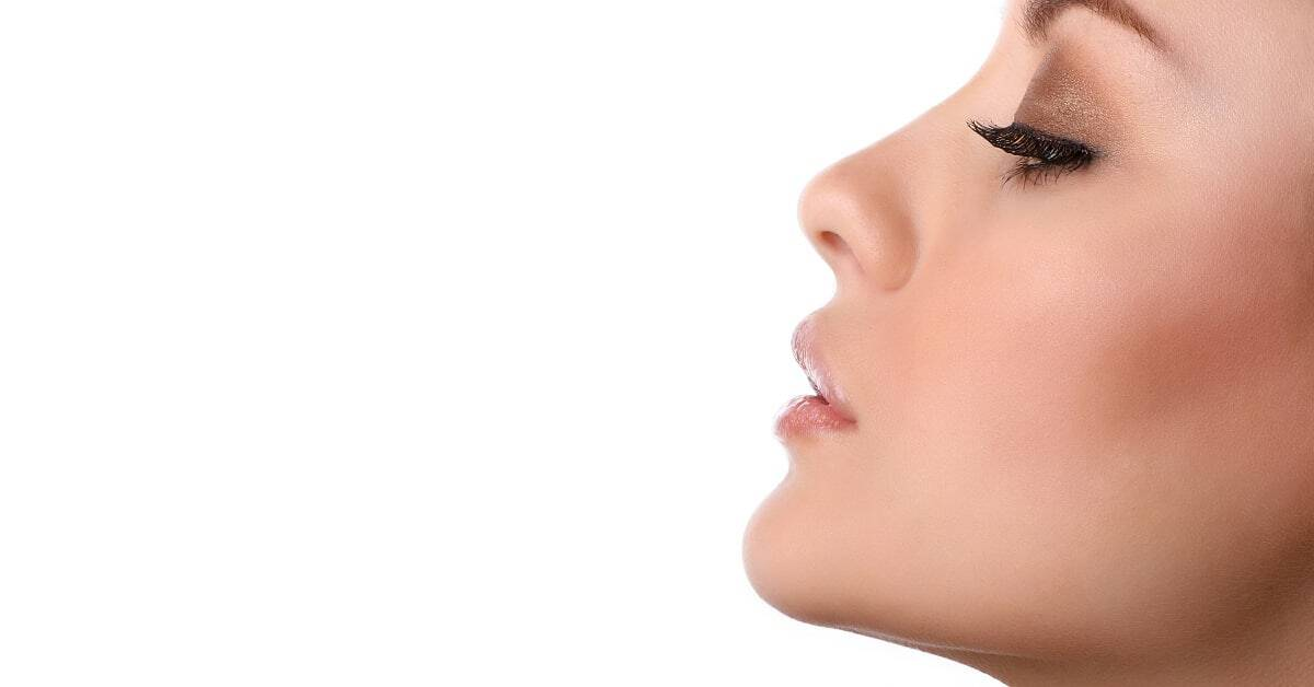 How Your Nose Balances Your Face