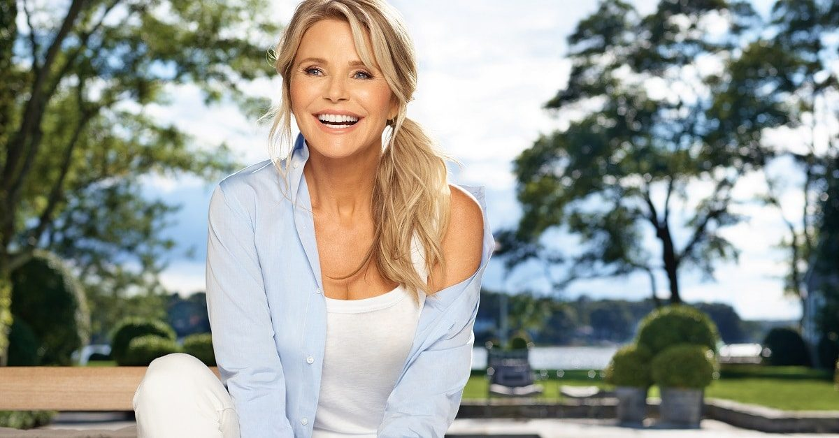 How Christie Brinkley Maintains Her Youthful Look