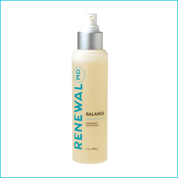 Balance Antioxidant Gel Cleanser